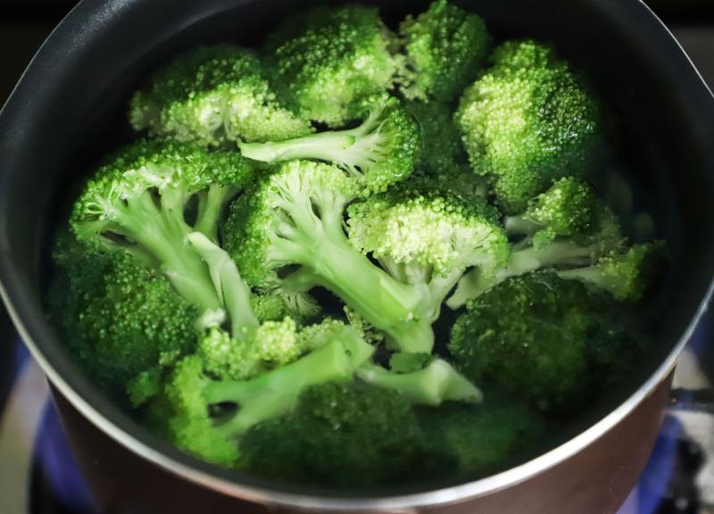 brokolica - zelenina s nízkym obsahom sacharidov